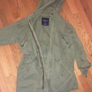 American Eagle army jacket